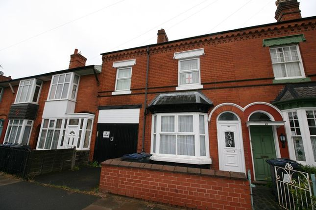 Thumbnail Property to rent in Melton Road, Kings Heath, Birmingham