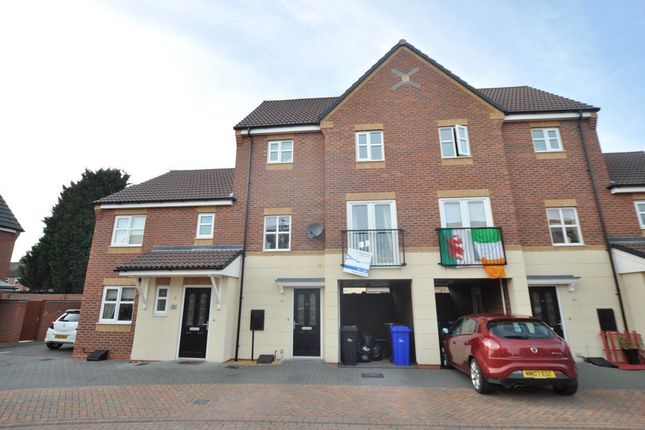 Thumbnail Property to rent in Panama Road, Burton-On-Trent