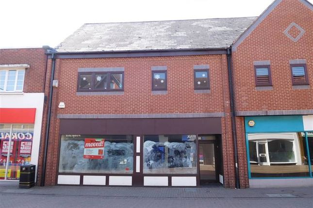 Thumbnail Retail premises to let in Unit A, 6-9 Abbey Street, Nuneaton, Warwickshire