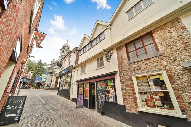 Thumbnail Flat for sale in St. Andrews Hill, Norwich
