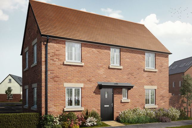 """Thumbnail Detached house for sale in """"The Studley"""" at St. James Way, Biddenham, Bedford"""