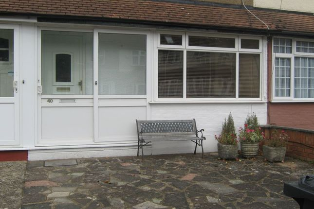 Thumbnail Terraced house to rent in Fern Way, Garston