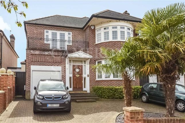 Thumbnail Detached house for sale in Rowdon Avenue, Willesden Green