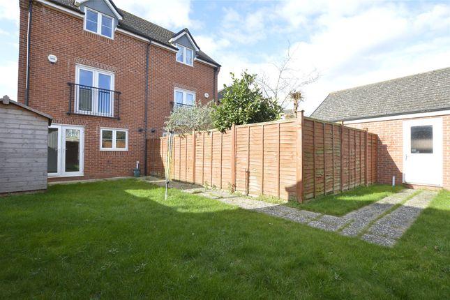Thumbnail Semi-detached house for sale in Trafalgar Road, Tewkesbury, Gloucestershire