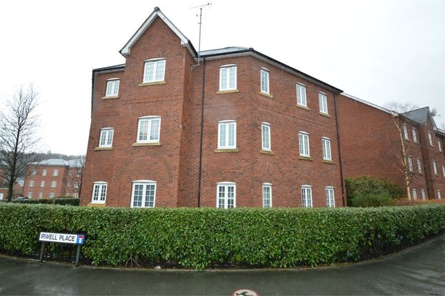 Thumbnail Flat for sale in Irwell Place, Mill Court Drive, Stoneclough, Radcliffe