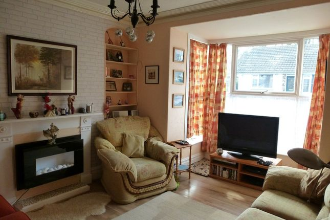 Thumbnail Terraced house to rent in Treneere Road, Penzance, Cornwall