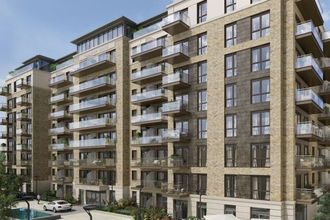Thumbnail Flat for sale in Fulham Reach, Fulham