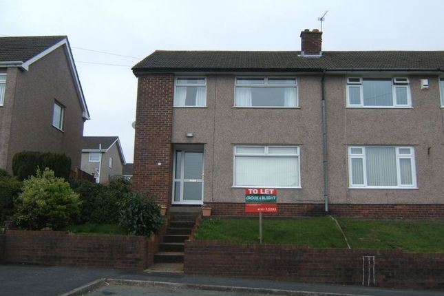 Thumbnail Property to rent in Woodland Drive, Bassaleg, Newport
