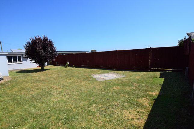 Garden of The Boulevard, Pevensey Bay BN24