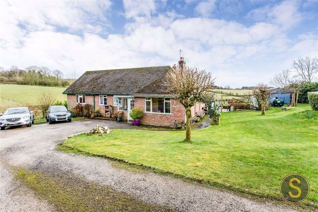 Thumbnail Detached house for sale in Cholesbury Road, Wigginton, Tring