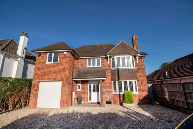 Thumbnail Detached house for sale in Park Lane, Old Basing, Basingstoke