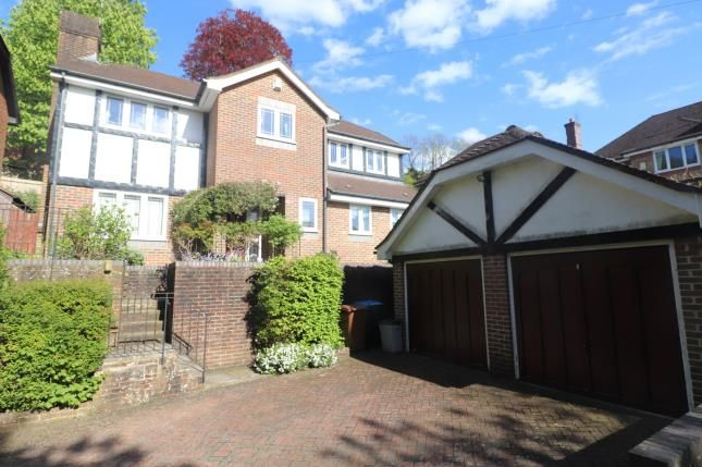 Thumbnail Detached house for sale in Crescent Road, Caterham, Surrey, .