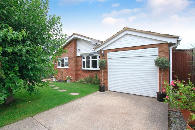 Thumbnail Detached bungalow for sale in Hazlemere Road, Seasalter, Whitstable