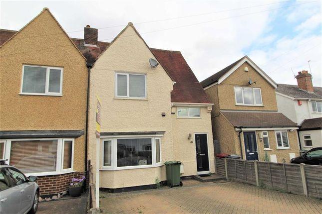 Thumbnail Semi-detached house to rent in Dennis Way, Cippenham, Berkshire