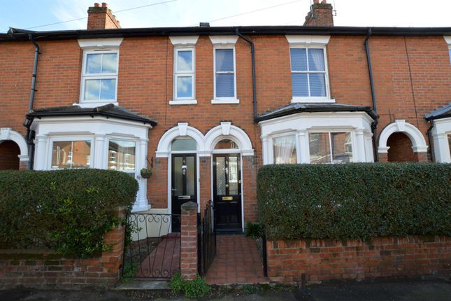 Thumbnail Terraced house to rent in Papillon Road, Colchester