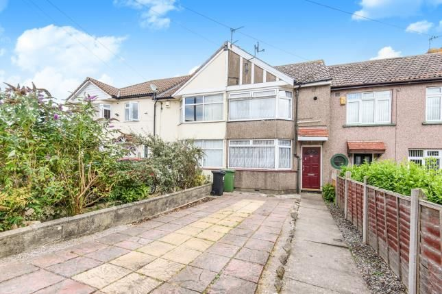 Thumbnail Terraced house for sale in Tenth Avenue, Bristol, Somerset