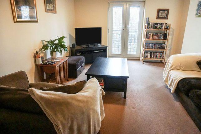Lounge of Bennett Street, Rotherham S61