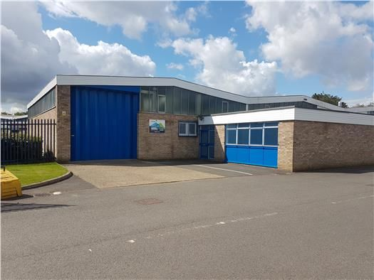 Thumbnail Light industrial to let in 6C Midland Trading Estate, Consul Road, Rugby