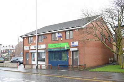 Thumbnail Retail premises to let in 568 Middleton Road, Chadderton, Oldham