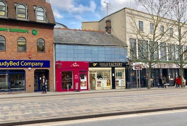 Thumbnail Retail premises for sale in 117 - 119, Oxford Road, High Wycombe, Bucks