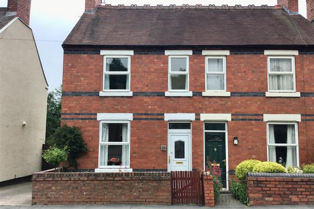 Thumbnail Terraced house for sale in Holyhead Road, Oakengates, Telford