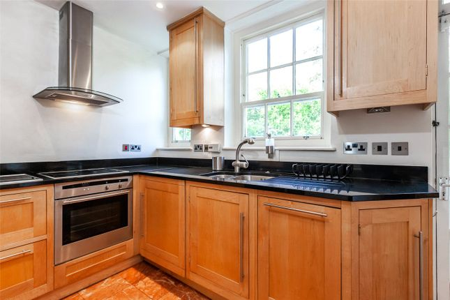 Kitchen of South Grove House, South Grove, London N6