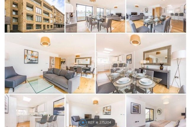 Thumbnail Flat to rent in Woodfield Place, London