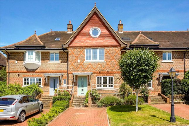 Thumbnail Terraced house for sale in St. Pauls Mews, Dorking, Surrey