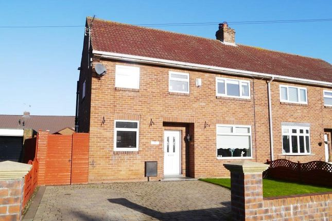 5 bed semi-detached house for sale in Beechwood Place, Ponteland, Newcastle Upon Tyne