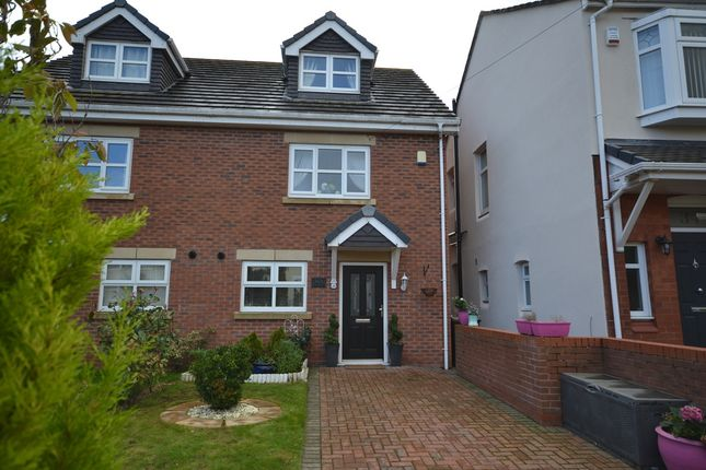 4 bed semi-detached house to rent in Queens Road, Liverpool L23
