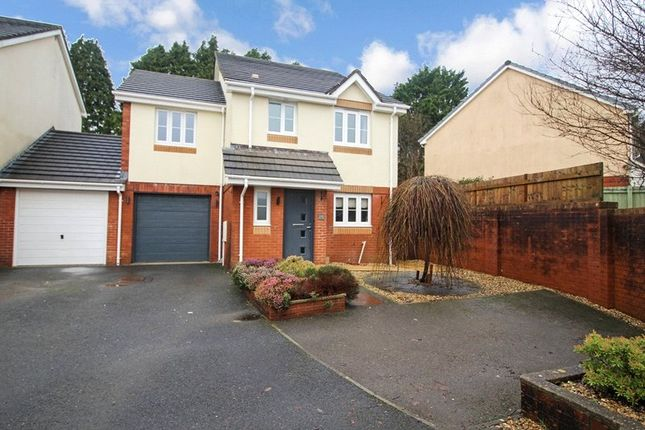 Thumbnail Link-detached house to rent in Woodland View, Holsworthy