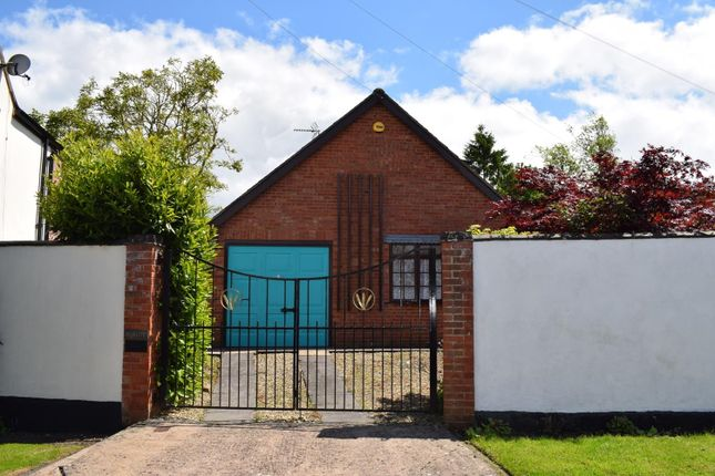 Thumbnail Detached bungalow for sale in Church Walk, Bruntingthorpe, Lutterworth