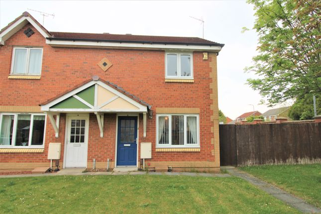Semi-detached house for sale in Alpine Way, Norton, Stockton-On-Tees