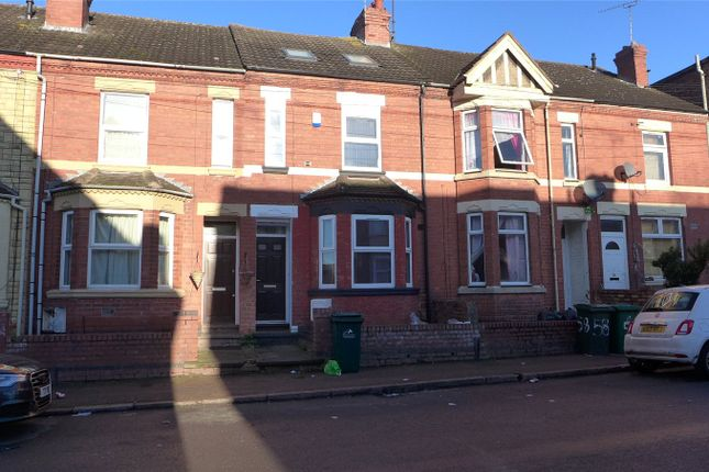 Thumbnail Terraced house to rent in Grafton Street, Stoke, Coventry, West Midlands