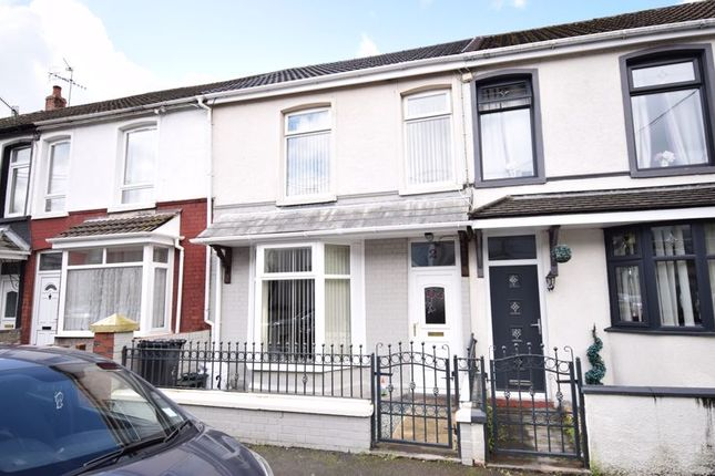 Thumbnail Terraced house for sale in Thomas Terrace, Resolven, Neath