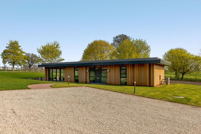 Thumbnail Detached bungalow for sale in Abbey Park, Stareton, Kenilworth, Warwickshire