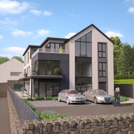 Thumbnail Flat for sale in Beau Bridge Develpoment Ltd, Pentraeth Road, Menai Bridge