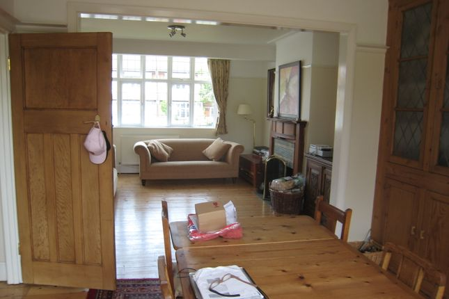 Thumbnail Semi-detached house to rent in Chanctonbury Way, North Finchley
