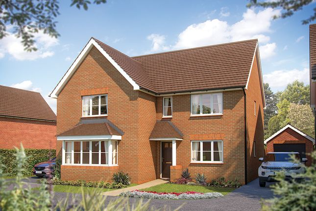 """Thumbnail Detached house for sale in """"The Arundel"""" at Stonebow Road, Drakes Broughton, Pershore"""
