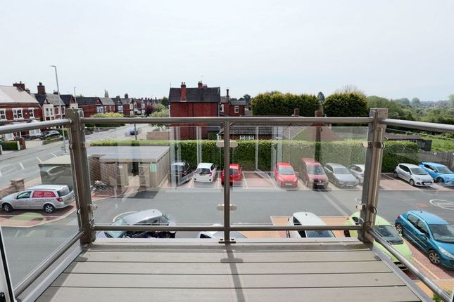 Thumbnail Flat for sale in Eccleshall Road, Stafford