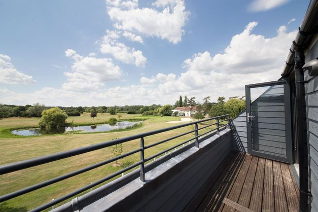 Thumbnail Flat to rent in Woolston Manor, Abridge Road, Chigwell, Essex
