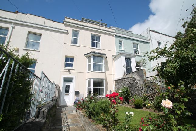 Thumbnail Terraced house for sale in Brunswick Place, Stoke, Plymouth