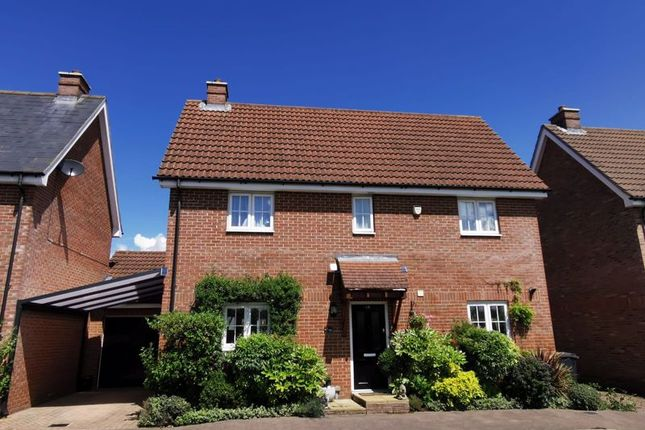 Thumbnail Detached house for sale in Clarendon Road, Little Canfield, Dunmow
