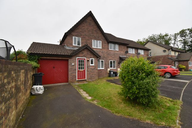 3 bed terraced house for sale in Priory Court, Neath SA10