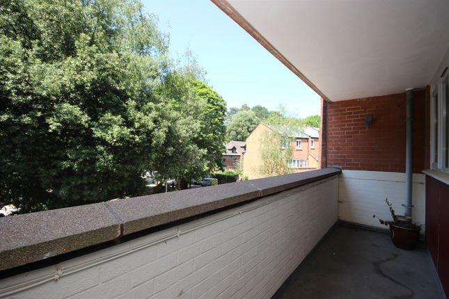 Balcony of Copplestone Drive, Exeter EX4