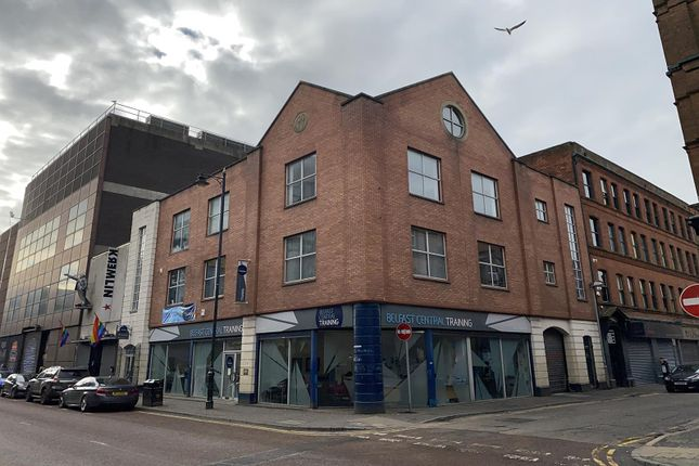 Thumbnail Office to let in Donegall Street, Belfast, County Antrim