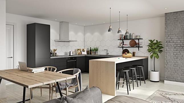 Thumbnail Flat for sale in City Bridge Apartments, 3-5 Fishergate, Preston
