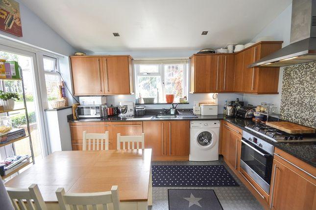 Kitchen/Diner of St. Leonards Road, Epsom, Surrey. KT18