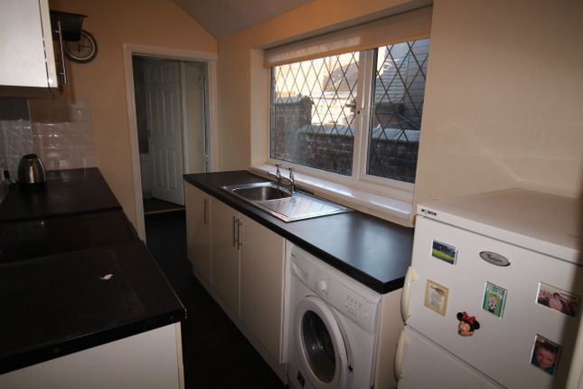 Thumbnail 2 bed terraced house to rent in May Place, Stoke On Trent