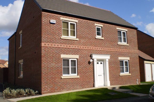 Thumbnail Detached house to rent in Clarence Drive, Darlington